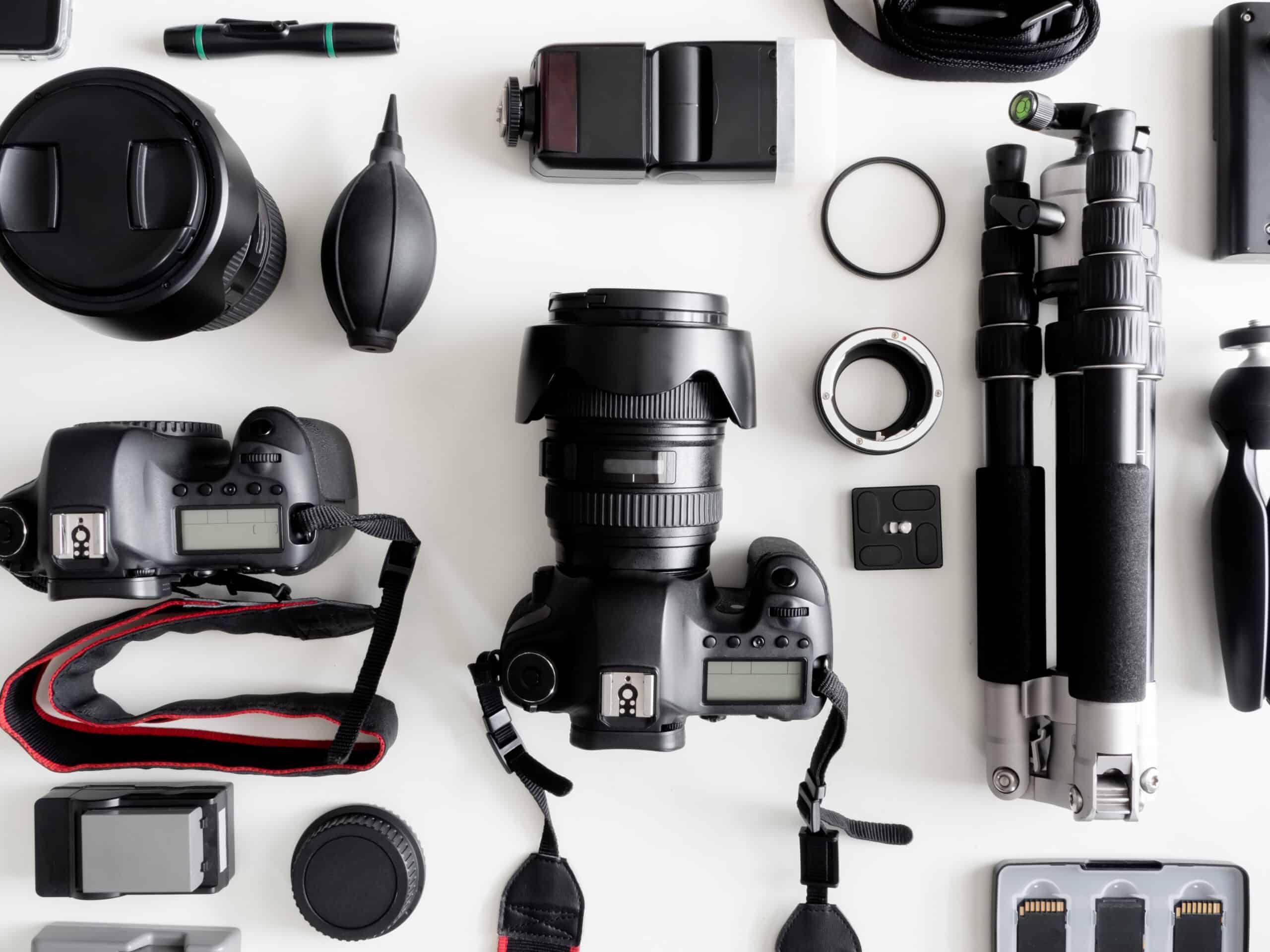 Die richtige Kamera - Produktfotografie