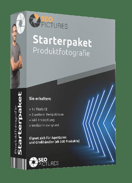 Starterpaket - Produktfotografie