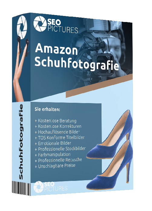 Schuhfotografie Amazon